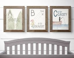 Rustic Nursery Decor Rustic Nursery Decor Etsy