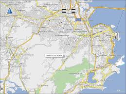 Map Of Rio De Janeiro Tramsoft Gmbh Garmin Mapsource South America English