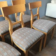 Maple Dining Chair Maple Dining Chairs U2013 Set Of 6 Good Eye Gallery