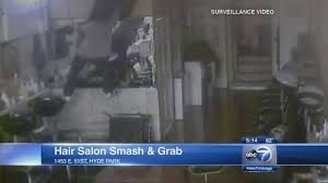 video shows break in at hyde park hair salon abc7chicago com