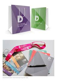 neues corporate design deutsches historisches museum corporate design brochures and logos
