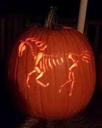 amazing horse pumpkins cowboy magic