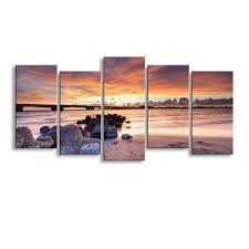 Landscape Canvas Prints by Compare Prices On Sunset Canvas Prints Online Shopping Buy Low