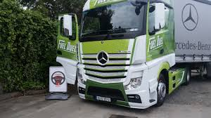 mercedes truck 2016 ireland u0027s best truck driver competition 2016 finalists announced