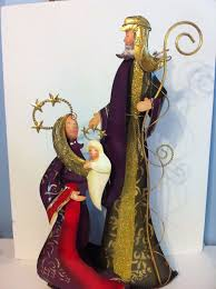 home interiors tall metal nativity figurines holy family wisemen