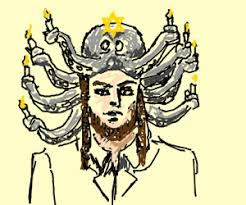 menorah hat cthulhu hats for chanukkah