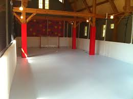 prowall boards and synthetic ice in a barn what u0027s your favorite