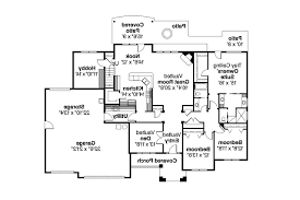 home floor plans traditional traditional house plans abbington 30 582 associated designs