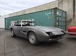 maserati hardtop convertible 1968 maserati ghibli show u0026 shine shannons club