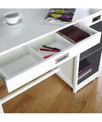 white terri counter height desk zulily
