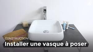 comment poser un plan de travail dans une cuisine comment fixer une vasque sur un plan de travail à d intérieur