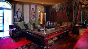 new photos of the opulent versace mansion in miami hookah lounge
