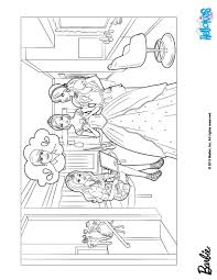 fashion coloring page barbie thinks about ken coloring pages hellokids com