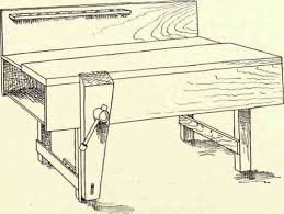 Antique Woodworking Benches Sale by Chapter Iv Tools