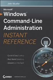 windows command line interface