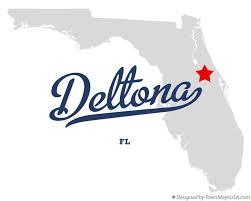 map of deltona florida map of deltona fl florida