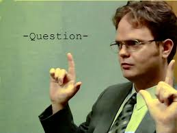 Who Is This Meme - the office isms dwight schrute memes