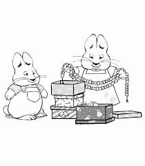 max and ruby coloring page latest free coloring pages of max and