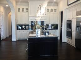 flooring laminate dark wooden floor two level kitchen island