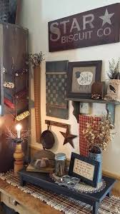 Interesting Primitive Home Decor Ideas Manufactured Decorating