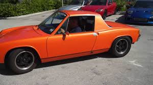 porsche 914 outlaw porsche 914 with 13b rotary youtube
