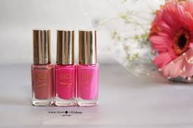 l u0027oreal paris collection star pink nail polish review swatches