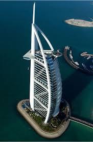 aston martin vanquish on top of the burj al arab hotel
