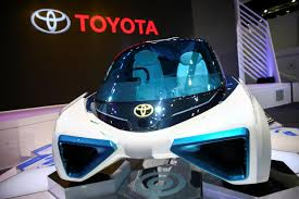 hydrogen fuel cell car toyota anglo american swims against the current in backing fuel cells