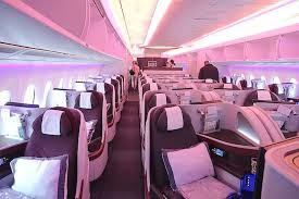 Qatar Airways Business Class Review Qatar Airways A350