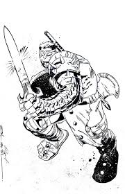 world war hulk inks by bruppert on deviantart coloring pages for