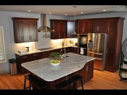 dark countertops with dark cabinets granite color exles for dark cabinets youtube