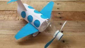membuat mainan dr barang bekas kreasi barang bekas dari botol aqua gelas yang mudah dibuat kelas
