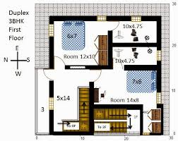 West Facing House Vastu Floor Plans My Little Indian Villa 13 R6 2 Houses In 30x30 West Facing