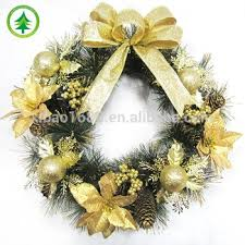artificial christmas wreaths xibao brand wholesale 2017 high quality christmas decorating