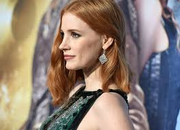 different types of haircuts using beijing proof jessica chastain s short lob haircut is extremely versatile