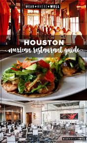 best 25 mexican restaurants houston ideas on pinterest