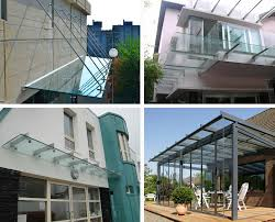 Glass Awning Design Glass Canopy Fittings Glass Canopy Fittings Suppliers And