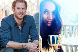 prince harry rumoured to be dating toronto based actress meghan