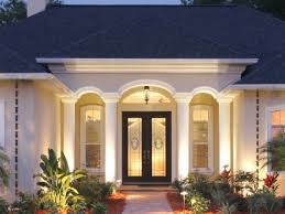 design front of house home design