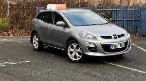 mazda used cars mazda cx 7 d sport tech for sale at sussex used cars slm