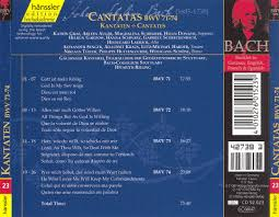 cantata bwv 74 details u0026 discography part 1 complete recordings