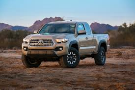 toyota tacoma diesel truck no diesel engines for the updated toyota tacoma autoevolution