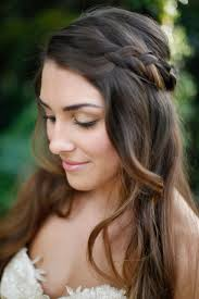 turmec should you wear hair up or down with a strapless dress