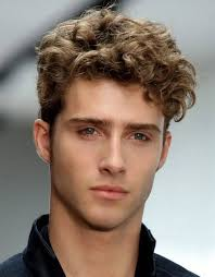 mens hairstyles for wavy hair mens hairstyles for curly thick hair