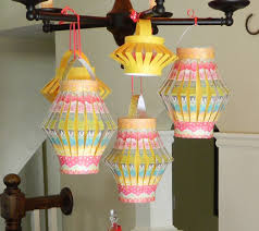 How To Make Paper Light Lanterns - how to make paper lanterns paper lanterns make paper