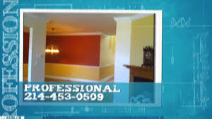 dallas painting services 214 453 0509 interior exterior