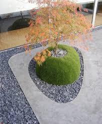 modern landscaping plastolux