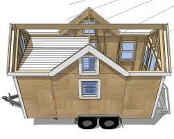 cottage floor plans small floor plans for tiny houses on wheels top 5 design sources