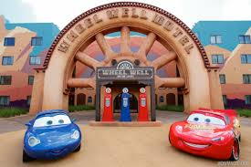 cars sally and lightning mcqueen disney u0027s art of animation cars section photo 29 of 33