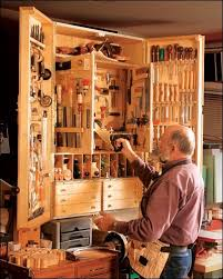 tool cabinet project plan by jan zoltowski and fine woodworking